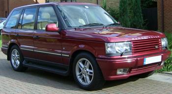 Turner Diagnostics Range Rover P38