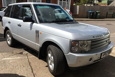Range Rover L322 Ignition Problem