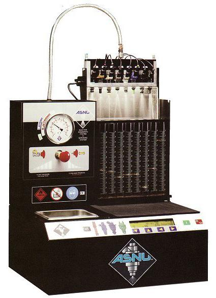 Turner Diagnostics - Petrol Injector Testing & Calibration